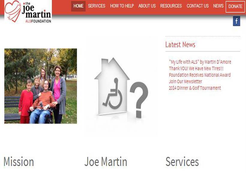 Joe Martin ALS Foundation