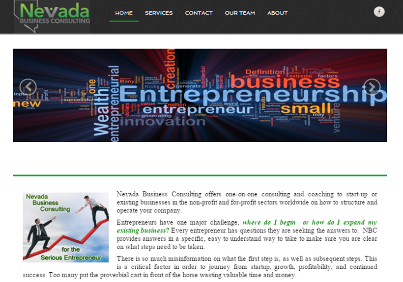 Nevada Business Consulting